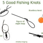 five good fishing knots