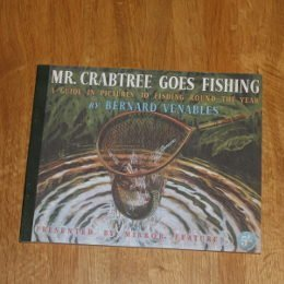 Mr Crabtree goes fishing