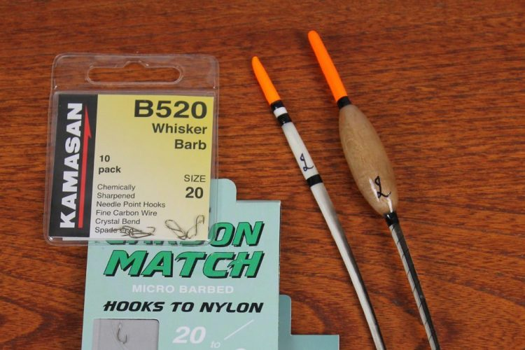Float fishing hooks