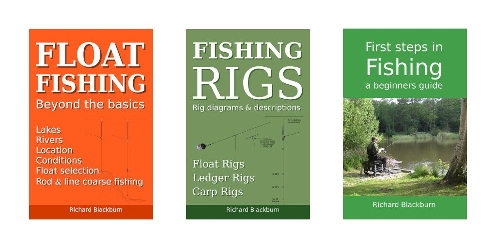 Coarse fishing books