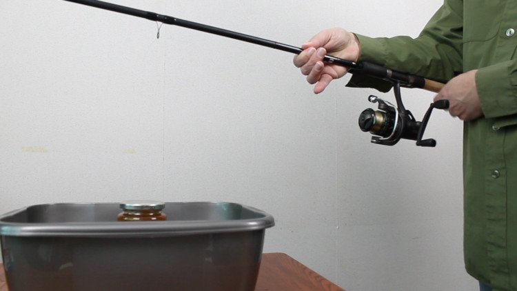 How to spool a reel with line