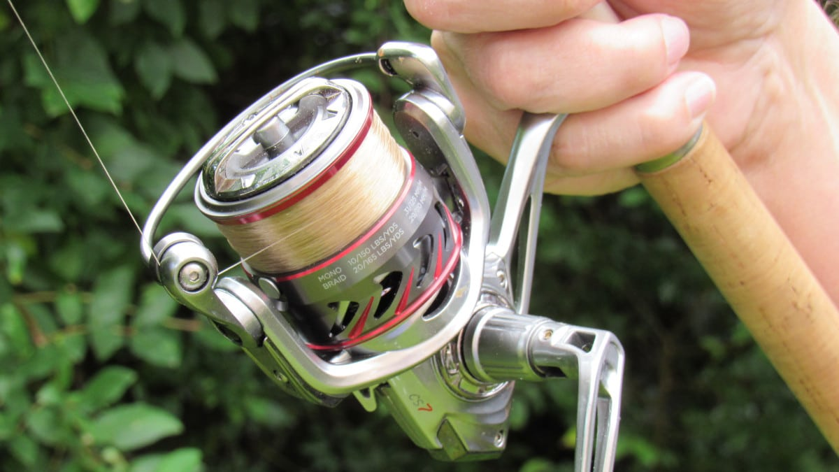 Read more about the article How to put line on a fishing reel